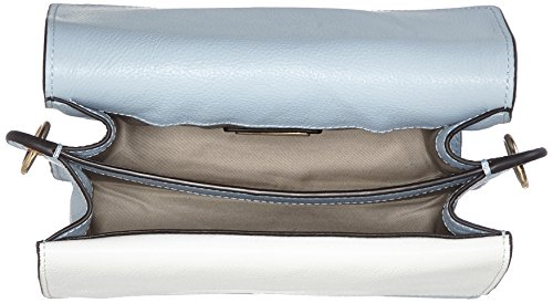 Ambrine Business Bag Coccinelle Multicolor 950 Blanche Woman iris Soft ZdqPPB
