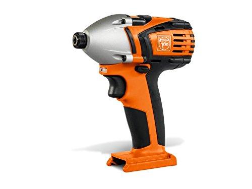 FEIN 71150228000 ASCD 18-W4 2 Speed Cordless Impact Driver Body, Orange