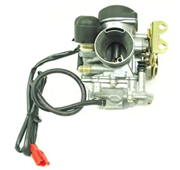 Amazon hoca 114 34 30mm high performance cvk carburetor for hoca 114 34 30mm high performance cvk carburetor for 150cc and 125cc gy6 4 fandeluxe Choice Image