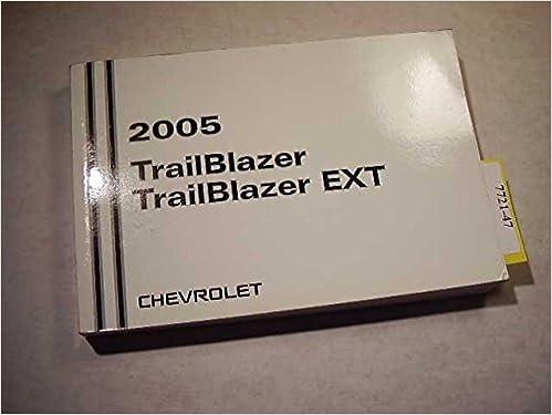 2005 trailblazer owner manual