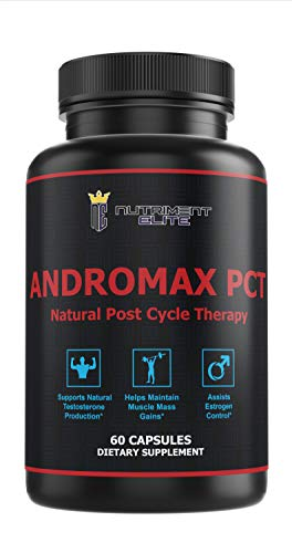 Natural Estrogen Blocker for Men, Natural Post Cycle Therapy, PCT Supplement