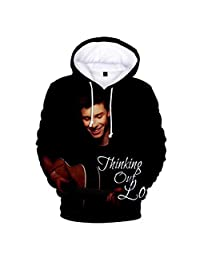 Unbrand Singer Shawn Mendes 3D Print Trend Hooded Sweater