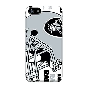 (jaI3818arXG)durable Protection Case Cover For Iphone 5/5s(oakland Raiders)