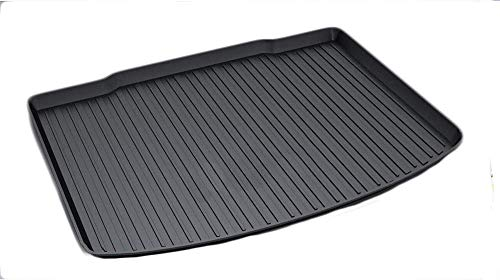 Kaungka Cargo LinerRear CargoTray TrunkFloorMat Waterproof Protector for 2017 20182019 HondaCRV (Fit with Subwoofer and 2018 CRV Touring) ()