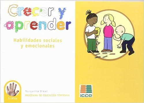 Crecer y aprender, habilidades sociales y emocionales, 5 ...