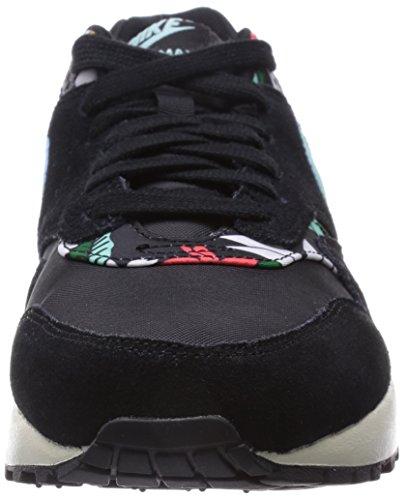 Nike Air Max 1 Print - Zapatillas Mujer negro