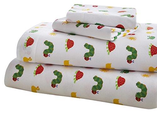 Very Hungry Caterpillar 43450 Twin Sheet Set, One Size