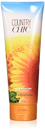 Bath Body Works Country Chic 8.0 oz Triple Moisture Body (Chic For Women Body Lotion)