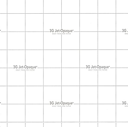 Papel de transferencia de calor de impresión por sublimación para tejido de algodón oscuro (3G) 8.5