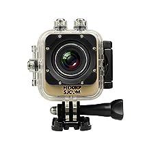 "Original SJCAM M10 12MP 1080P Mini Sports Action Camera 1.5"" LCD 170 Degree Wide Lens Waterproof Diving Camcorder DV Gold"