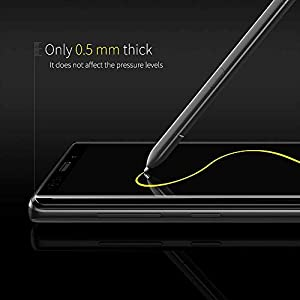 Samsung Galaxy S9 Plus Tempered Glass Screen Protector,[2-Pack]-9H Hardness,Anti-Fingerprint,Ultra-Clear, Full Coverage,Bubble Free Screen Protector for Galaxy S9 Plus-1 by Sihai Youcheng