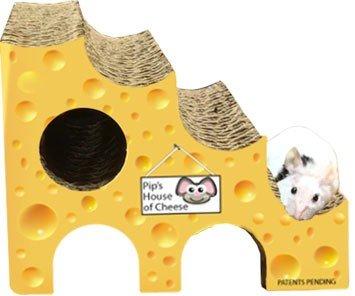 (Imperial Cat Medium Cheese Small Animal Habitat Enhancers)