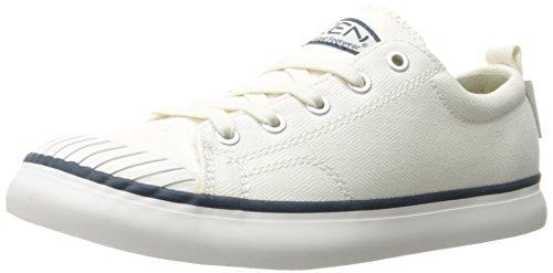 White 0 Weiß ELSA KEEN Sneaker Damen xwCqX7tIS