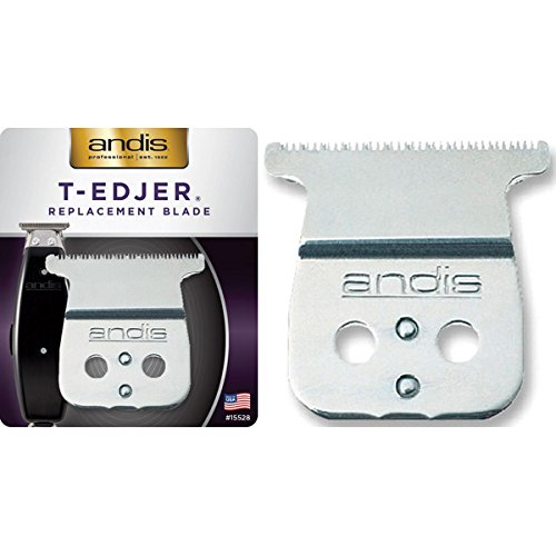 T-edjer Trimmer ((VALUE PACK OF 3) ANDIS PROFESSIONAL T-Edjer Replacement Blade #15528)