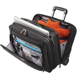 Samsonite Mobile Office Travel Bag 49354-1041 Black Fits 13'' to 17.3''