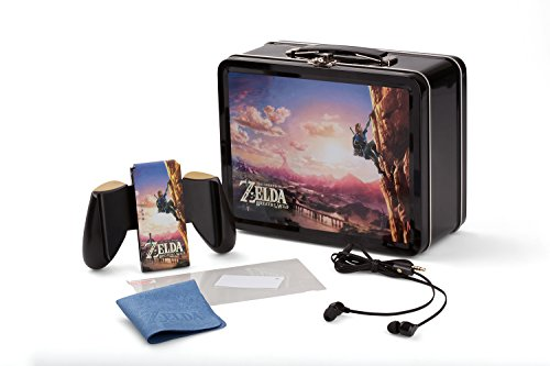 PowerA Collectible Lunchbox Kit  for Nintendo Switch - Zelda Breath of the Wild: Climbing Link Edition ()