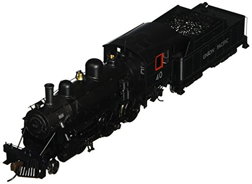 Bachmann Industries Alco 2-6-0 DCC Ready Locomotive - UNION PACIFIC #40 - (1:87 HO Scale) -  Bachmann Industries Inc., 51711