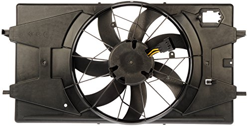 Dorman Radiator Fan Assemblies (Dorman 620-691 Radiator Fan Assembly)