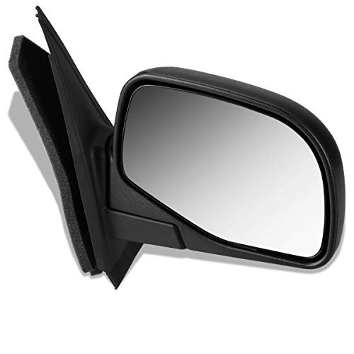 DNA MOTORING OEM-MR-FO1321153 Factory Style Manual Driver Right Side View Door Mirror