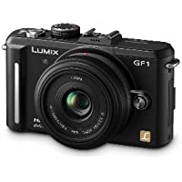 Panasonic Lumix DMC-GF1 12.1MP Micro Four-Thirds Interchangeable Lens Digital Camera with LUMIX G 20mm f/1.7 Aspherical Lens Basic Intro Review Image