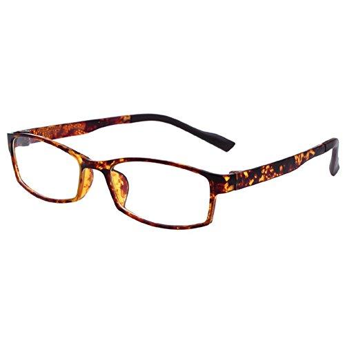 Meijunter Lightweight TR90 Full Rim Finished Glasses Myopia Eyeglasses - Perfectly Round Eyeglasses