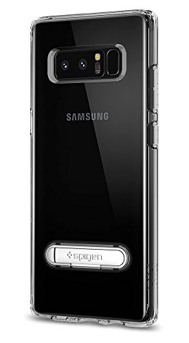 Spigen Ultra Hybrid S Galaxy Note 8 Case with Air Cushion Technology and Magnetic Metal Kickstand for Galaxy Note 8 (2017)