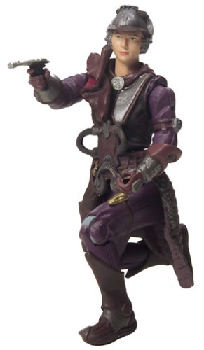 Star Wars Saga 2002 Zam Wesell (Attack of the Clones) Action Figure 3.75 Inches from Star Wars