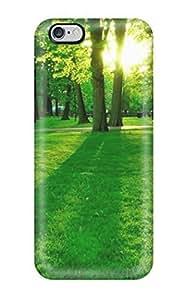 New Tpu Hard Case Premium Iphone 6 Plus Skin Case Cover(k Trees )