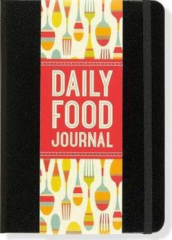 Daily Food Journal (Hardcover)--by Peter Pauper Press [2015 Edition] (Weight 2015 Points Watcher Book)