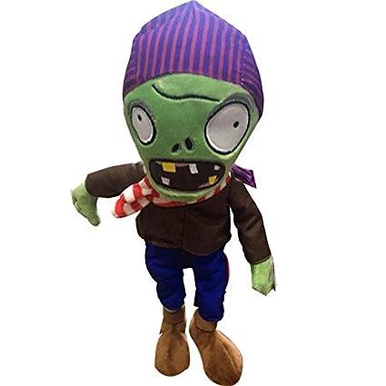 Amazon.com: RAFGL Plants Vs Zombies Plush Toys 30Cm PVZ ...