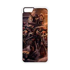 Blood Angels Warhammer 0 Game iPhone 6 Plus 5.5 Inch Cell Phone Case White DIY Ornaments xxy002-3643662