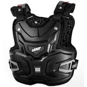 Leatt Adventure Lite Chest Protector - One size fits most/Black