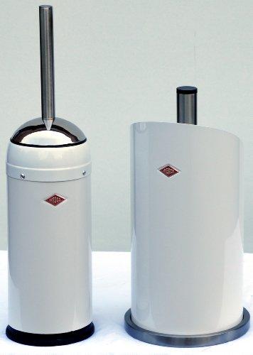 Wesco Toilettenbürste + Rollenständer, weiss