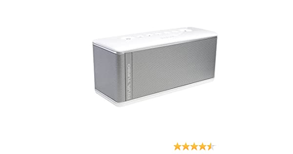Riva Audio Turbo X - Altavoz portátil (Bluetooth, 45W, 100 dB) blanco: Amazon.es: Electrónica