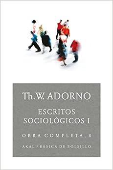 Torrent Español Descargar Escritos Sociológicos I: 1 Novelas PDF