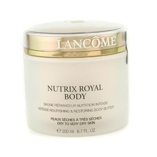 LANCOME PARIS Nutrix Royal Body Intense Nourishing & Restoring Body Butter (Dry to Very Dry Skin) 200ml/6.7oz by LANCOME PARIS (Image #1)