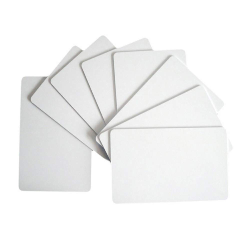 25Pack Ntag215 nfc Cards Chip Card Blank White PVC ISO Cards RFID Access Control
