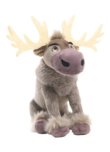 Disney Frozen Sven Talking Bean Plush