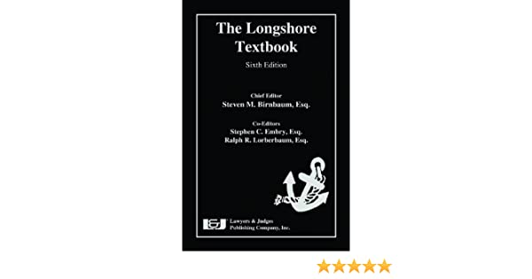the longshore textbook seventh edition