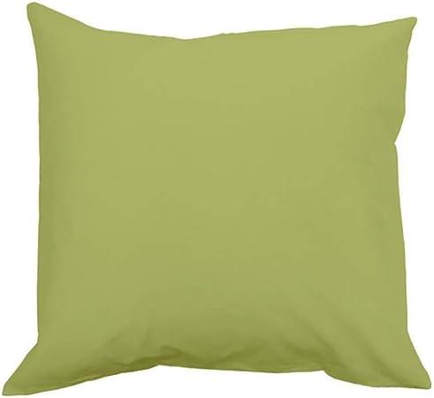 Federe Cuscini 65x65.Soleil D Ocre 553821 Federa Per Cuscino 65 X 65 Cm Colore Verde