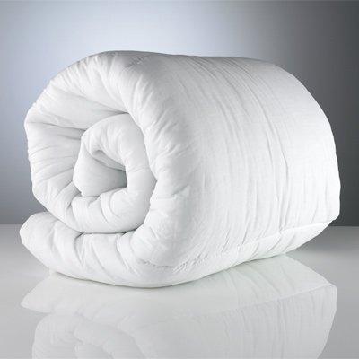 Linens Limited Polycotton Hollowfibre Non-Allergenic Duvet/Quilt, 4.5 Tog, Cot Bed