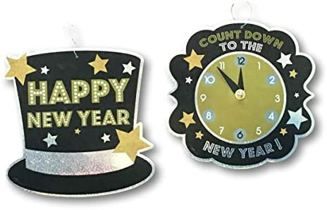 Online new years eve countdown clock