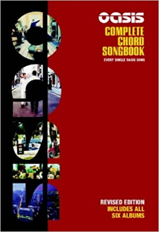 Oasis The Complete Chord Songbook Amazon Oasis Noel