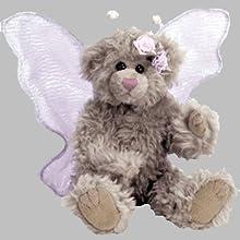 Ty Attic Treasures - Rafaella the Butterfly Bear. by Classic