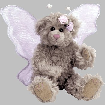 Ty Attic Treasures - Rafaella the Butterfly Bear.