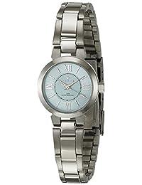 Haste 111471122 Reloj Redondo, Análogo, color Verde y Plata