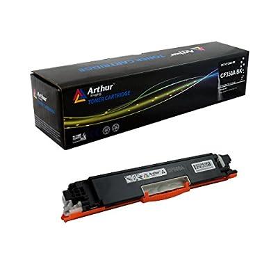 Arthur Imaging Compatible Toner Cartridge Replacement for Hewlett Packard CF350A Series