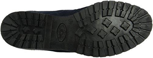 TAPODTS Zen 1.1, Zapatillas de Estar por Casa para Mujer Azul Oscuro