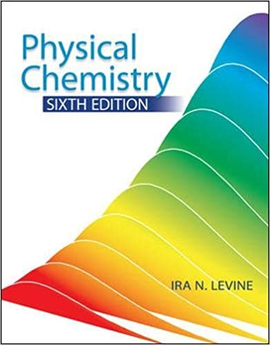 Physical chemistry ira levine 9780072538625 amazon books physical chemistry 6th edition fandeluxe Image collections