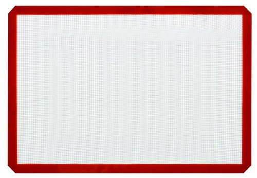 Crestware Commercial, Half Size Size Bake Mat (Package of 2) by Crestware